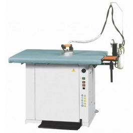 SPA - 821 - Stół prasowalniczy z odsysaniem i nadmucham